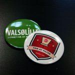 Badges med eget design